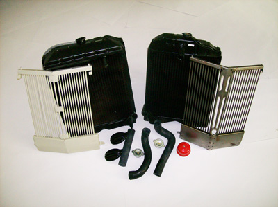 Radiators, Grills, Hoses, Caps